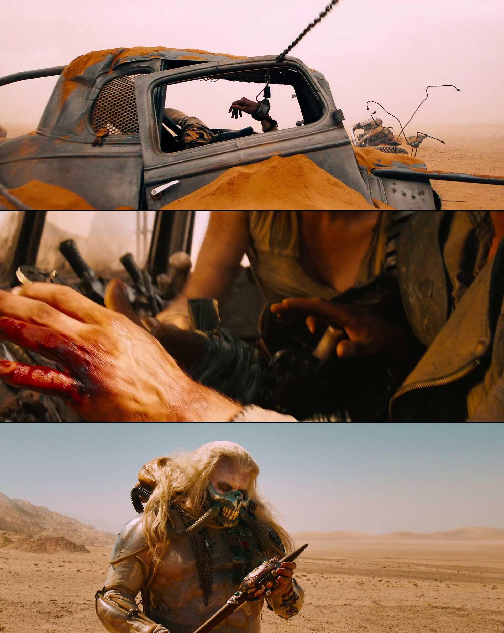 Screenshot of Mad Max: Fury Road Movie