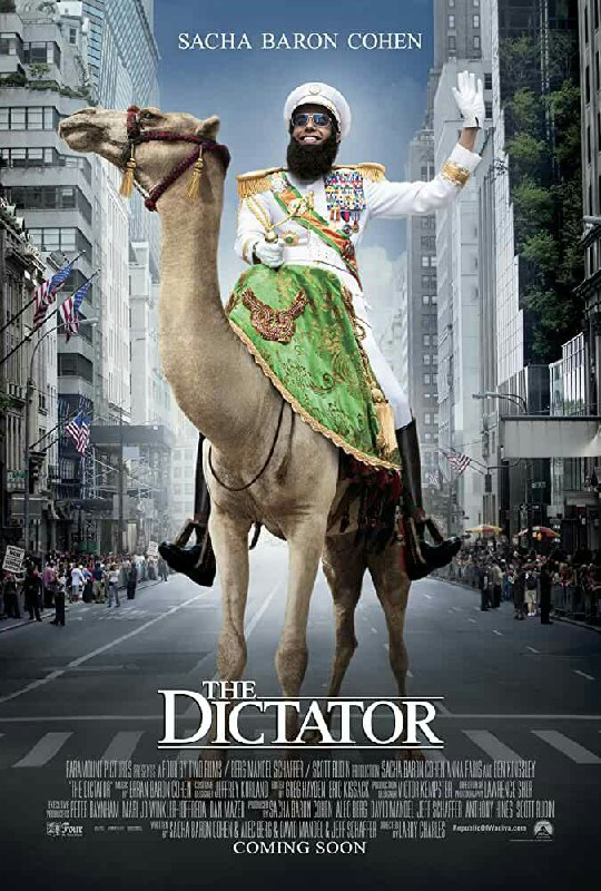 Free Download The Dictator Full Movie