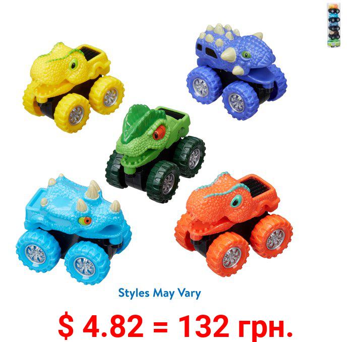 Spark 5pc Monster Trucks