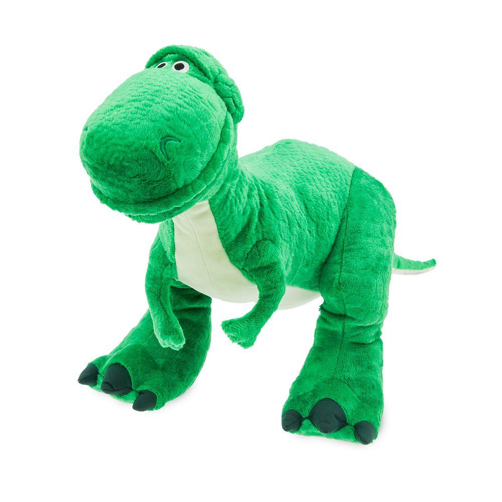 Rex Plush - Toy Story 4 - Medium - 14''