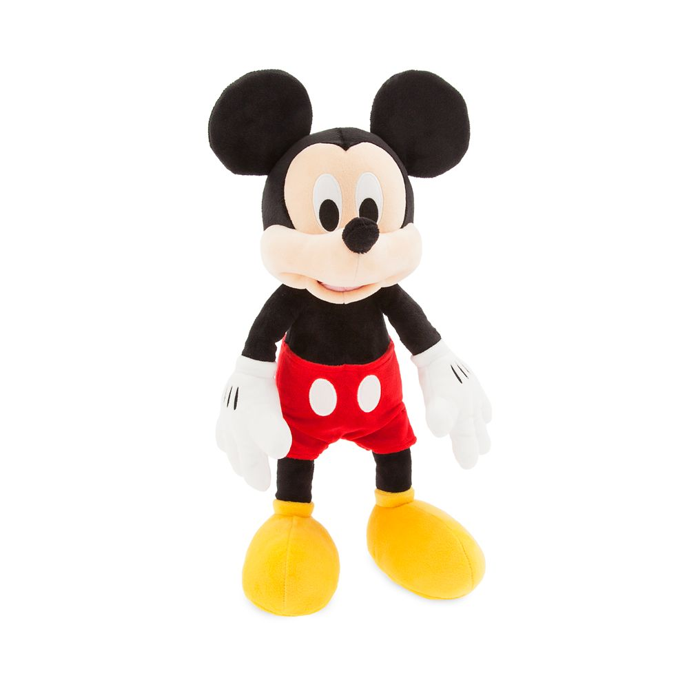Mickey Mouse Plush - Medium - 17'' - Personalizable