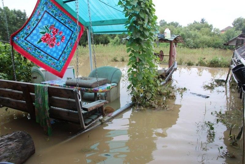 На Амуре продолжается постепенный рост уровня воды