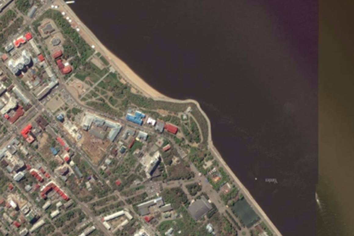 Хабаровск — город-грудь