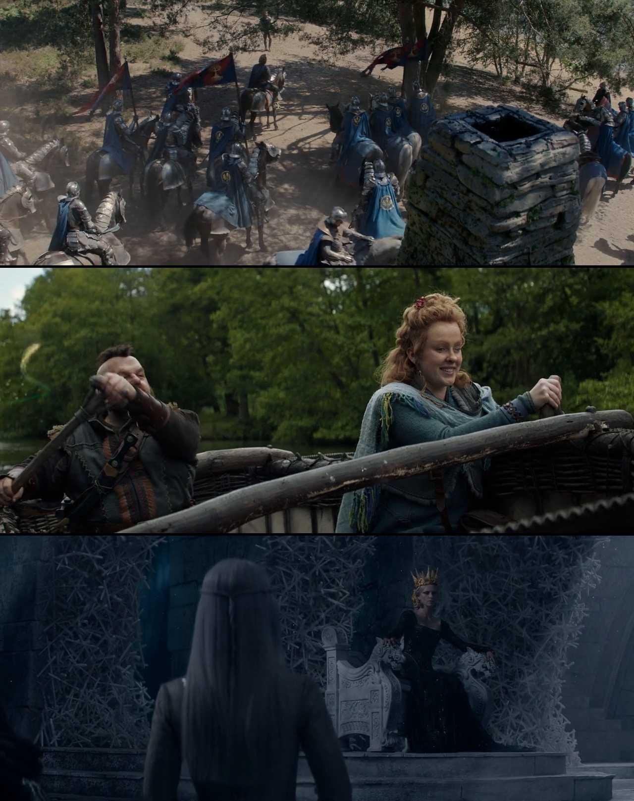 Screenshot of The Huntsman: Winter's War Movie