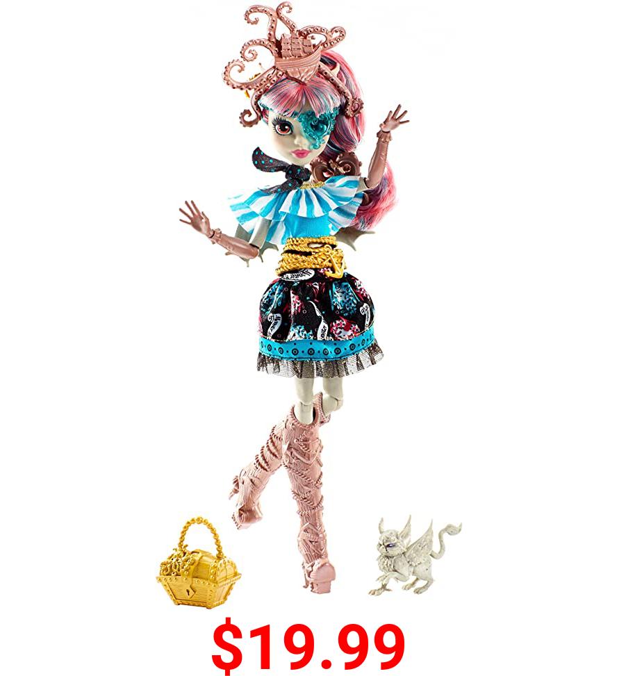 Monster High Shriekwrecked Nautical Ghouls Rochelle Goyle Doll