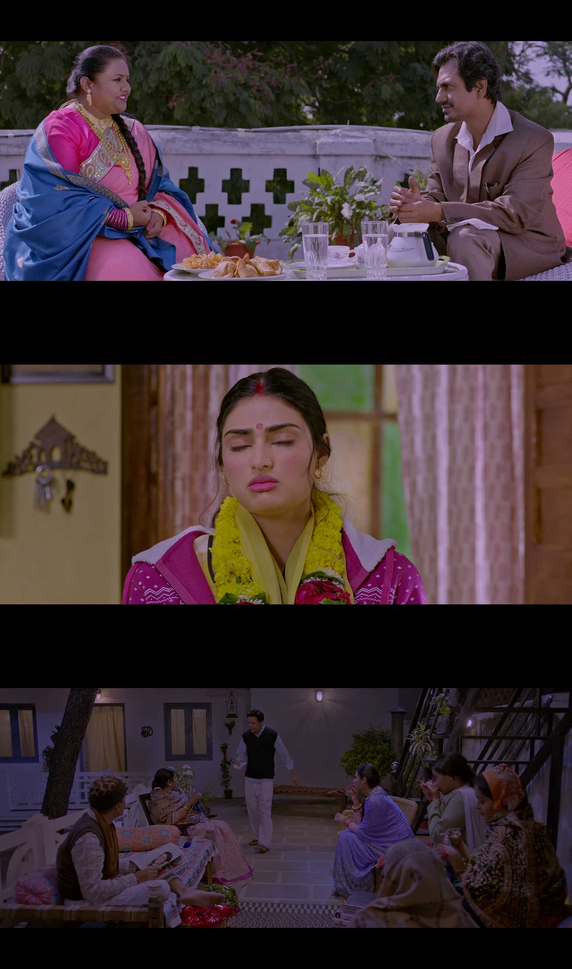 Screenshot of Motichoor Chaknachoor Movie
