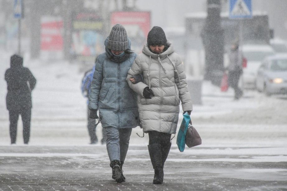 На Хабаровский край надвигается очередной циклон