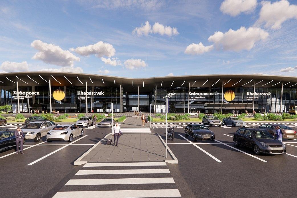 Новый международный терминал начнут строить в Хабаровске