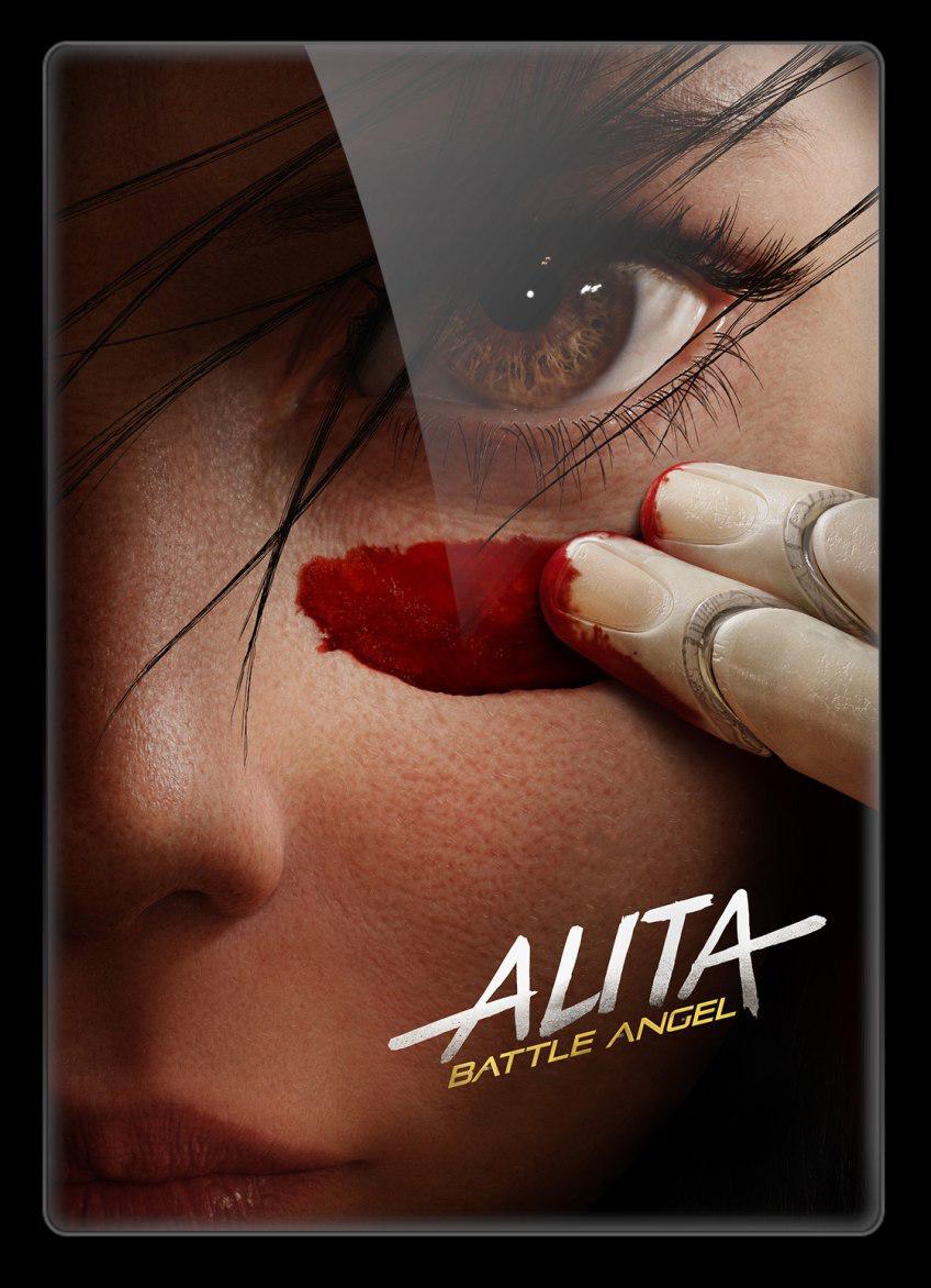 Alita: Battle Angel {2019} Blu-Ray 720p,480p Original Audios {Hindi Org + Eng} x264 ESubs