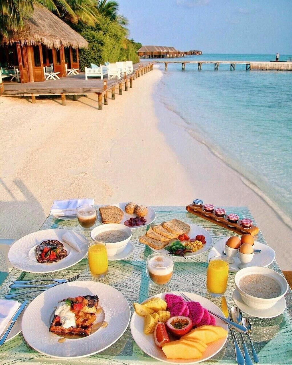 Открытки с добрым утром море солнце, летие свадьбы открытки