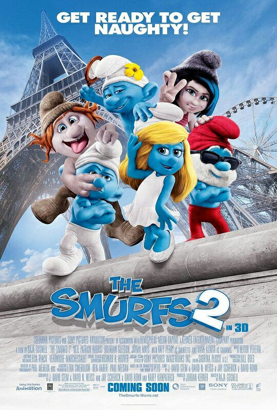 Free Download The Smurfs 2 Full Movie