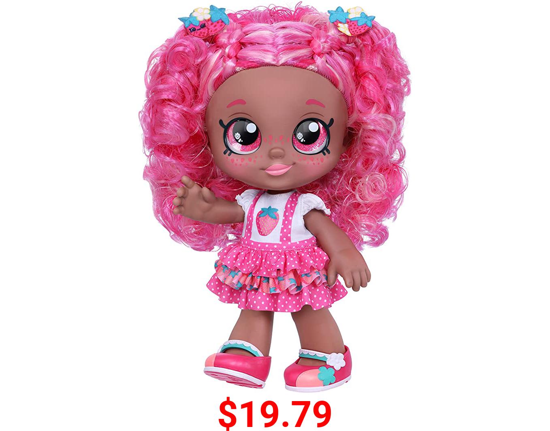 "Kindi Kids Scented Sisters - Pre-School 10 "" Play Doll -Berri D'Lish"