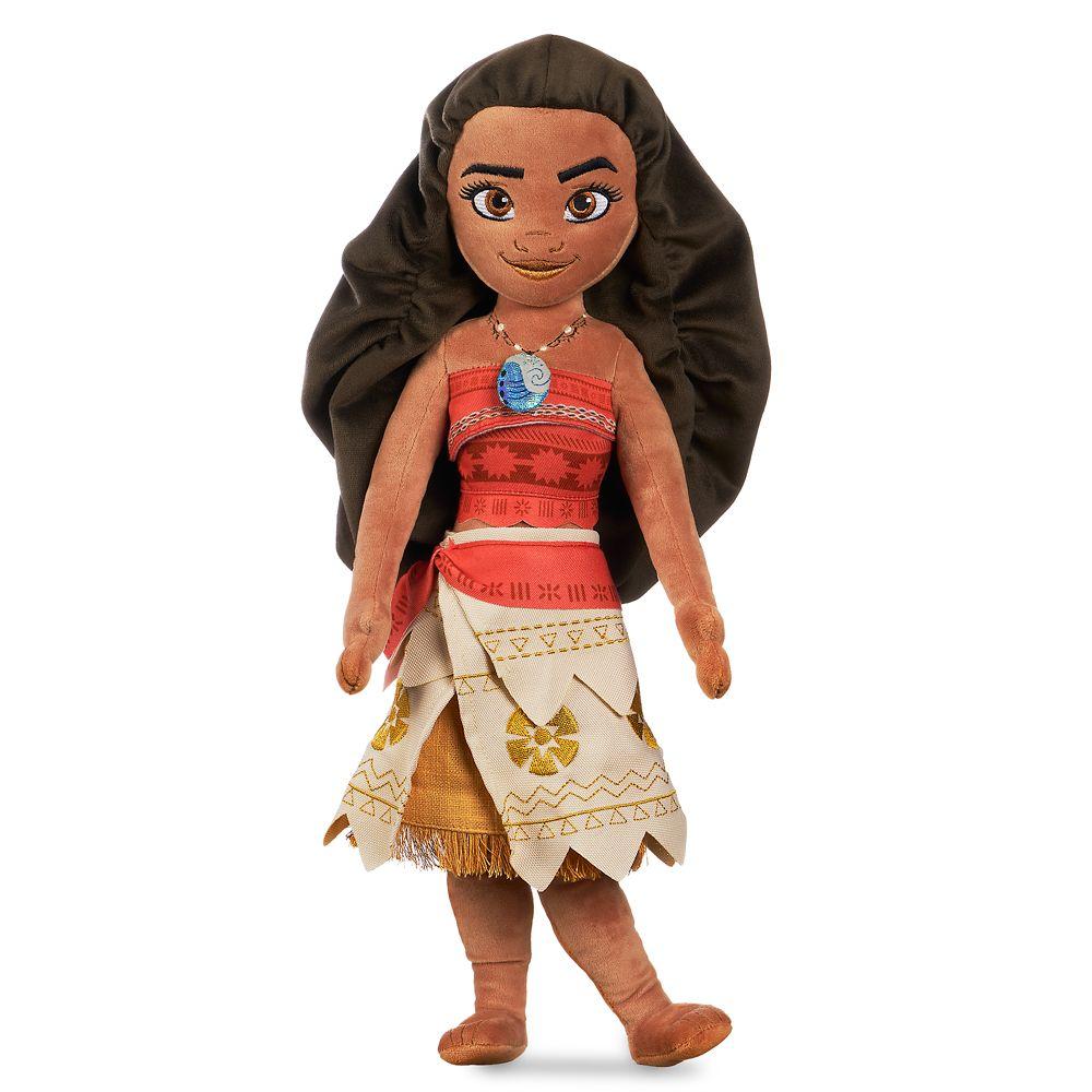 Moana Plush Doll - Medium