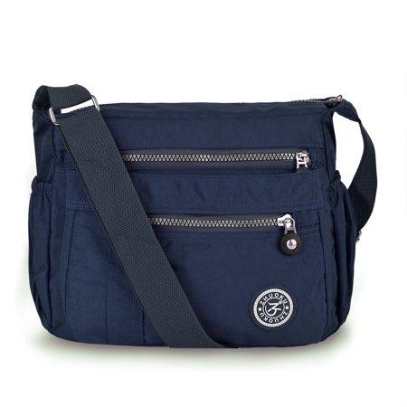 Vbiger Waterproof Shoulder Bag Fashionable Cross-body Bag Casual Bag Handbag for Women