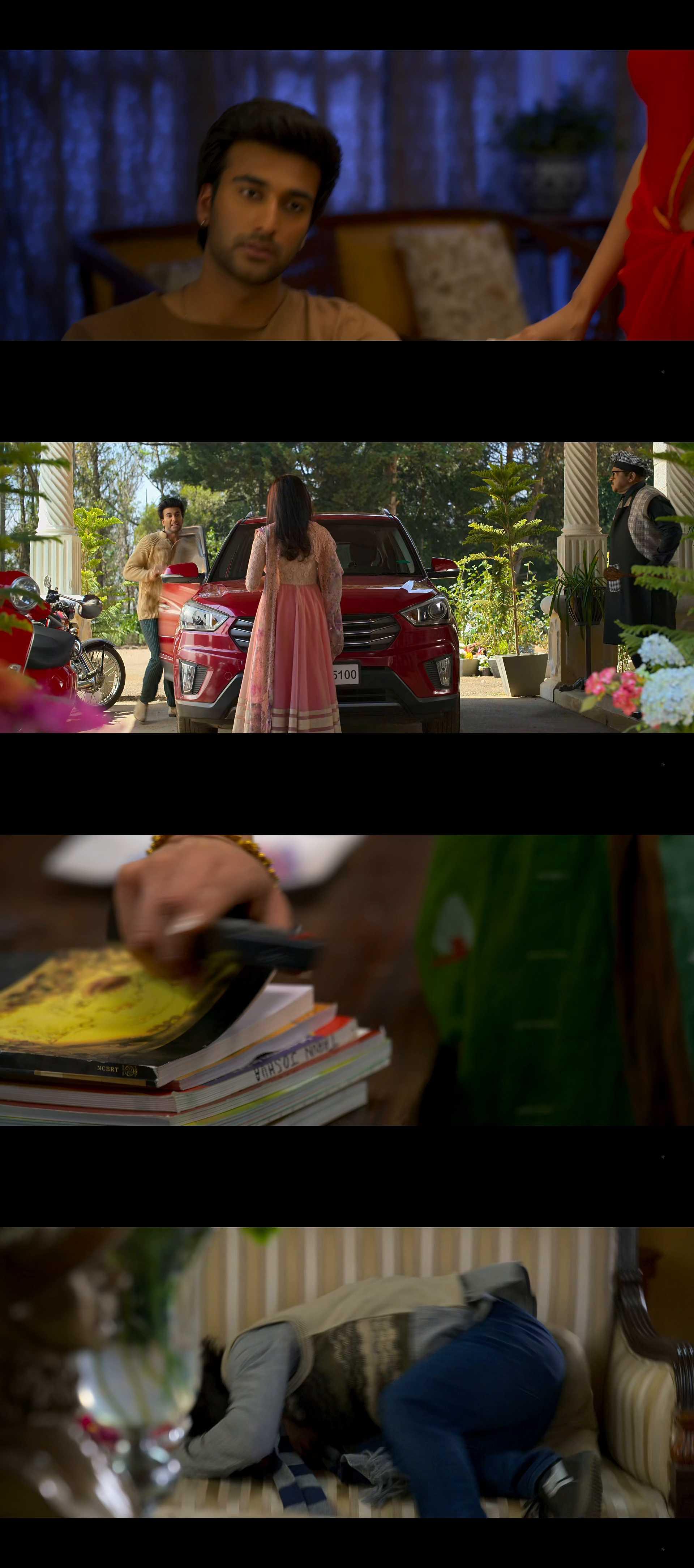 Screenshot of Hungama 2 Movie