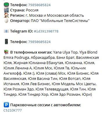 Юлия Василянская - от эскортницы до сутенерши путь в пять лет 32