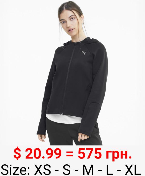 Evostripe Women's Full Zip Hoodie