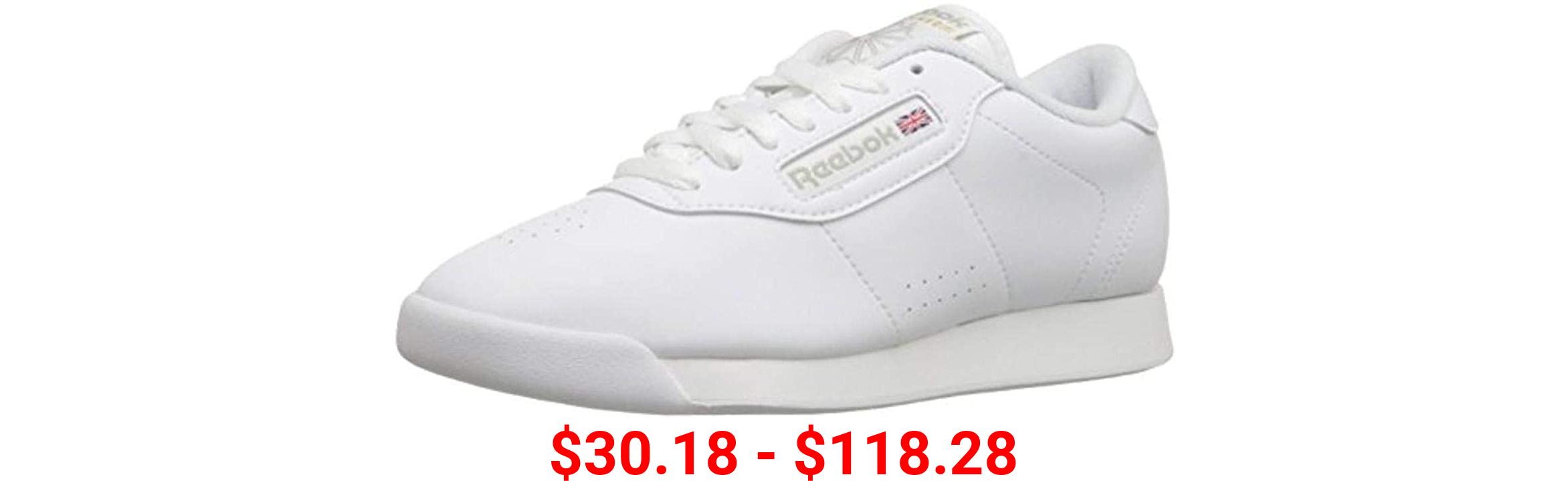 Reebok Women's Princess-Sneaker Casual Joggers