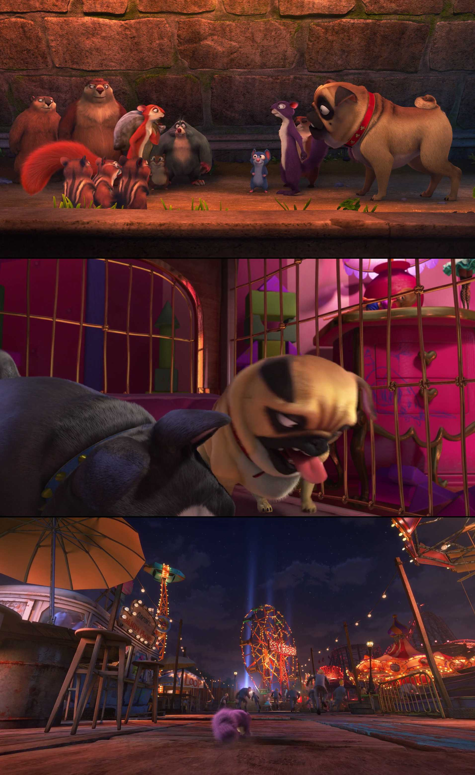 Screenshot of The Nut Job 2: Nutty by Nature Movie