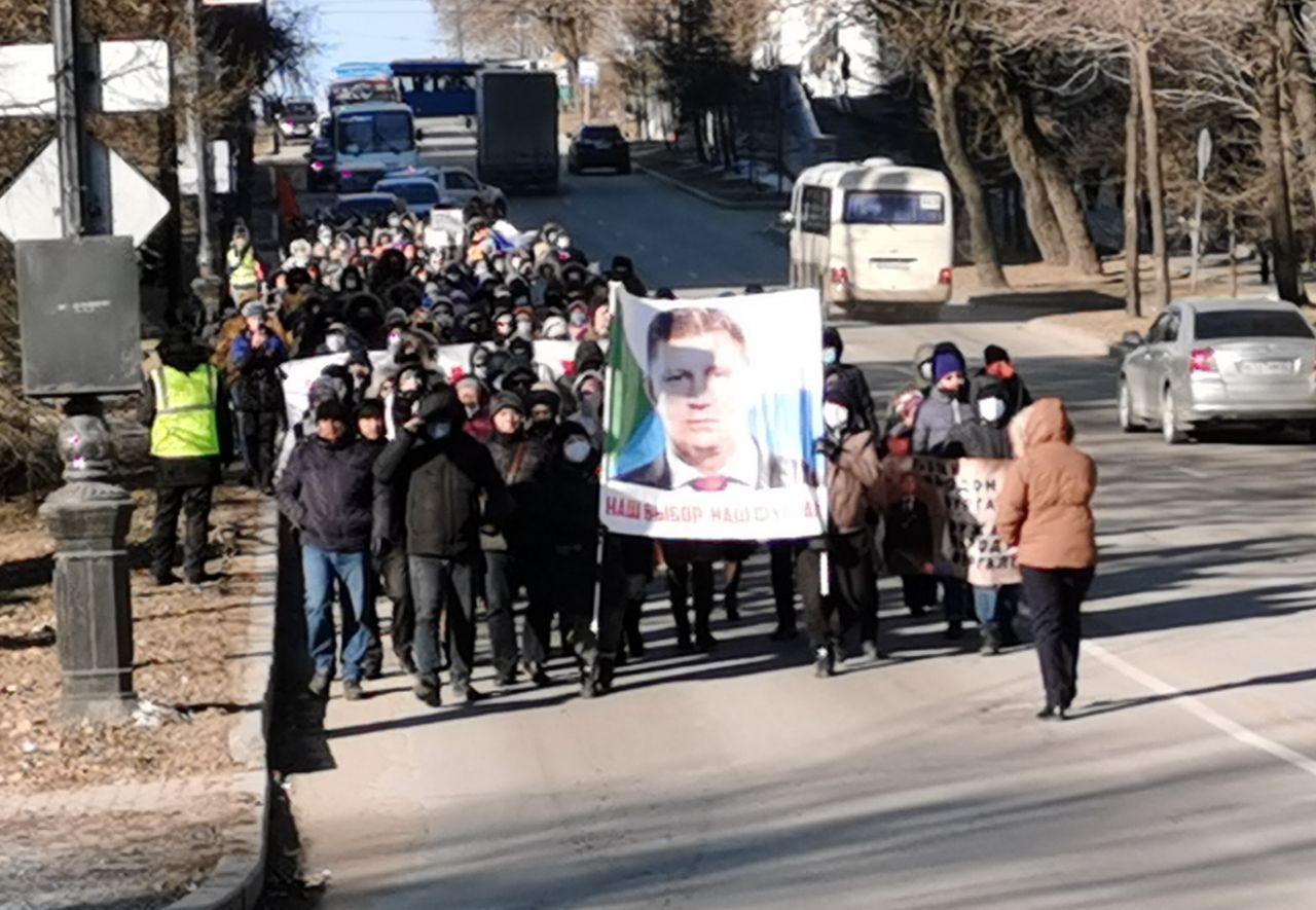 Священнику изХабаровска повторно назначили административный арест из-за акции вподдержку Фургала