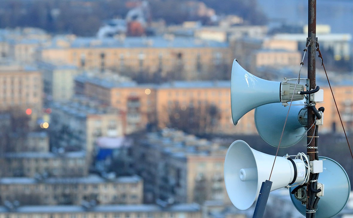 3 марта в Хабаровском крае проверят систему оповещения населения