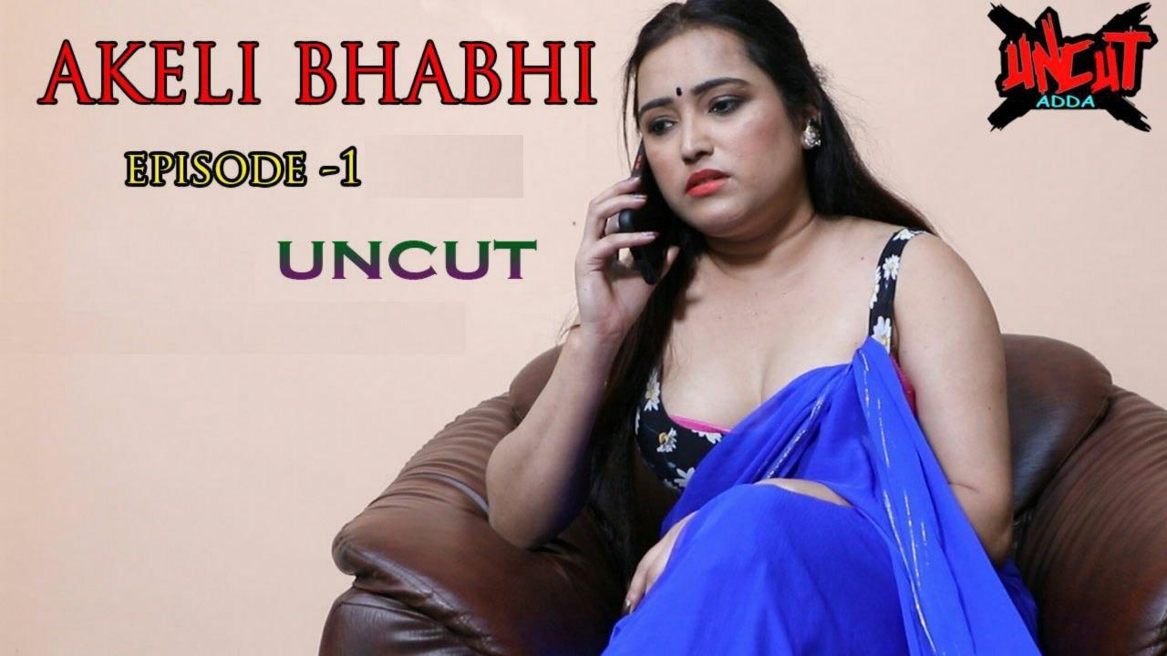 Akeli Bhabhi S01E01 Hindi UNCUT ADDA Watch Online