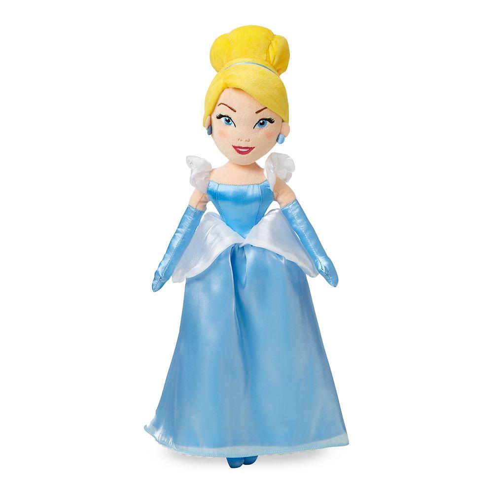 Cinderella Plush Doll - Medium