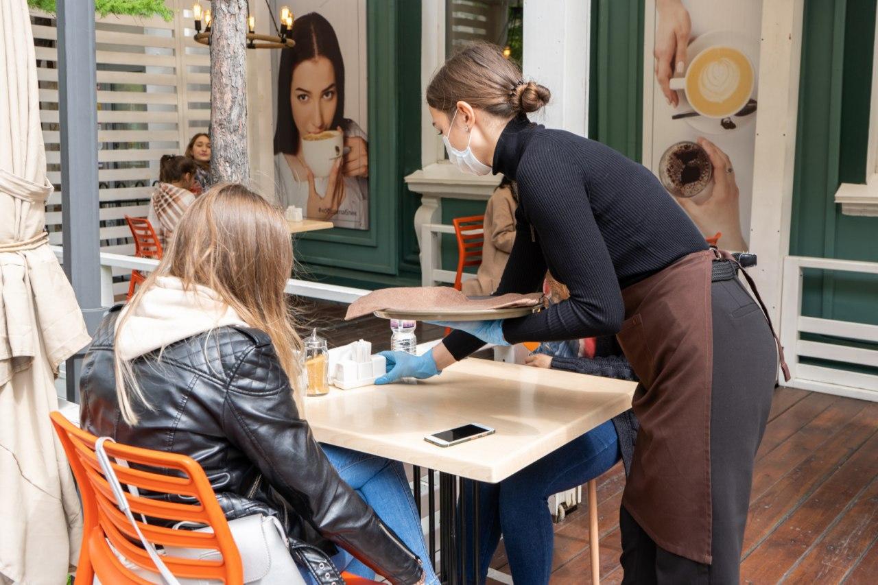 Не все кафе откроются в Хабаровске