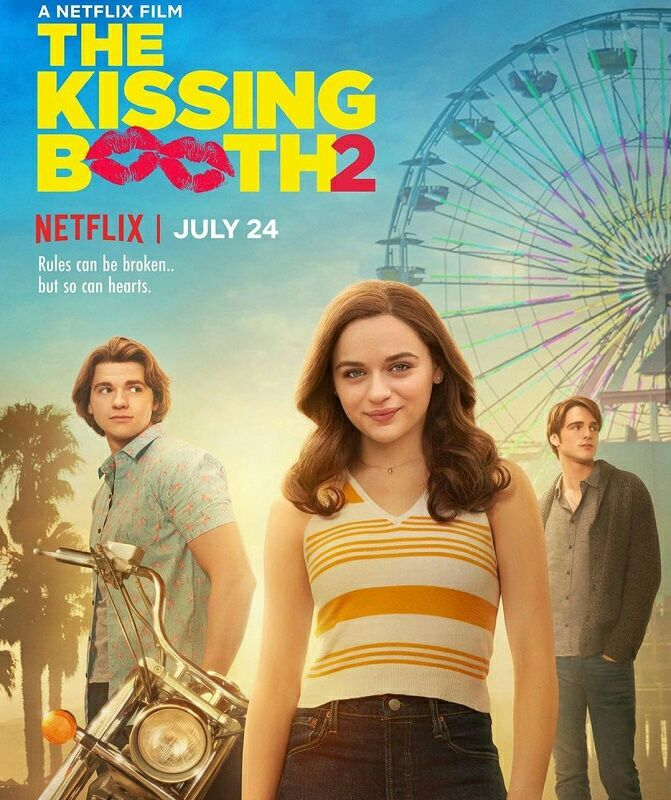Free Download The Kissing Booth 2 Full Movie