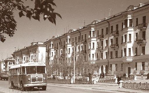 История улицы Ленина