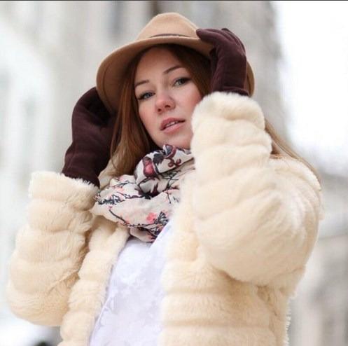 Мария Зимина (Гаврилина) - шкура уже замужем 51