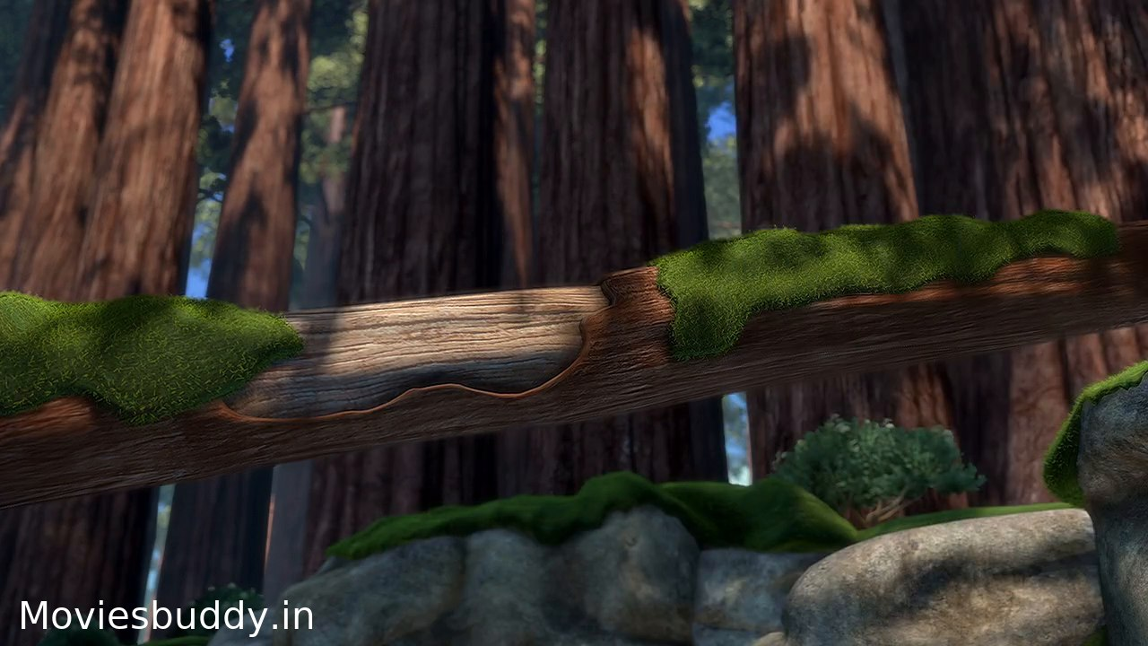 Screenshot of Shrek