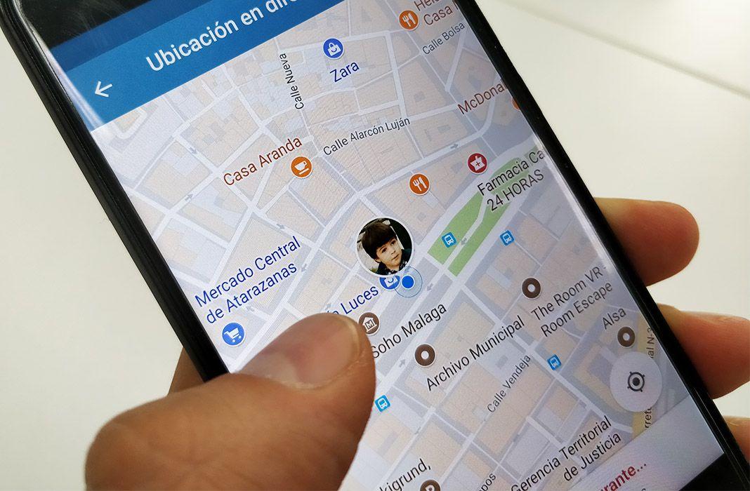 Real-time Geolocation Telegram