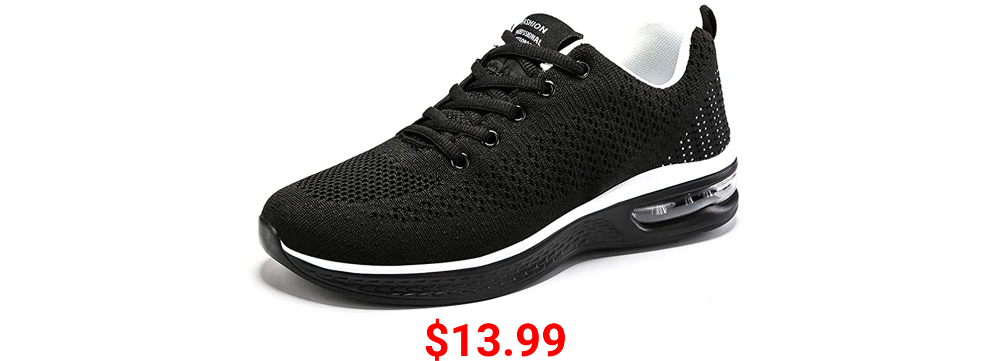 FJPTREN Men's Running Shoes Sports Sneakers for Walking,Hiking,Training