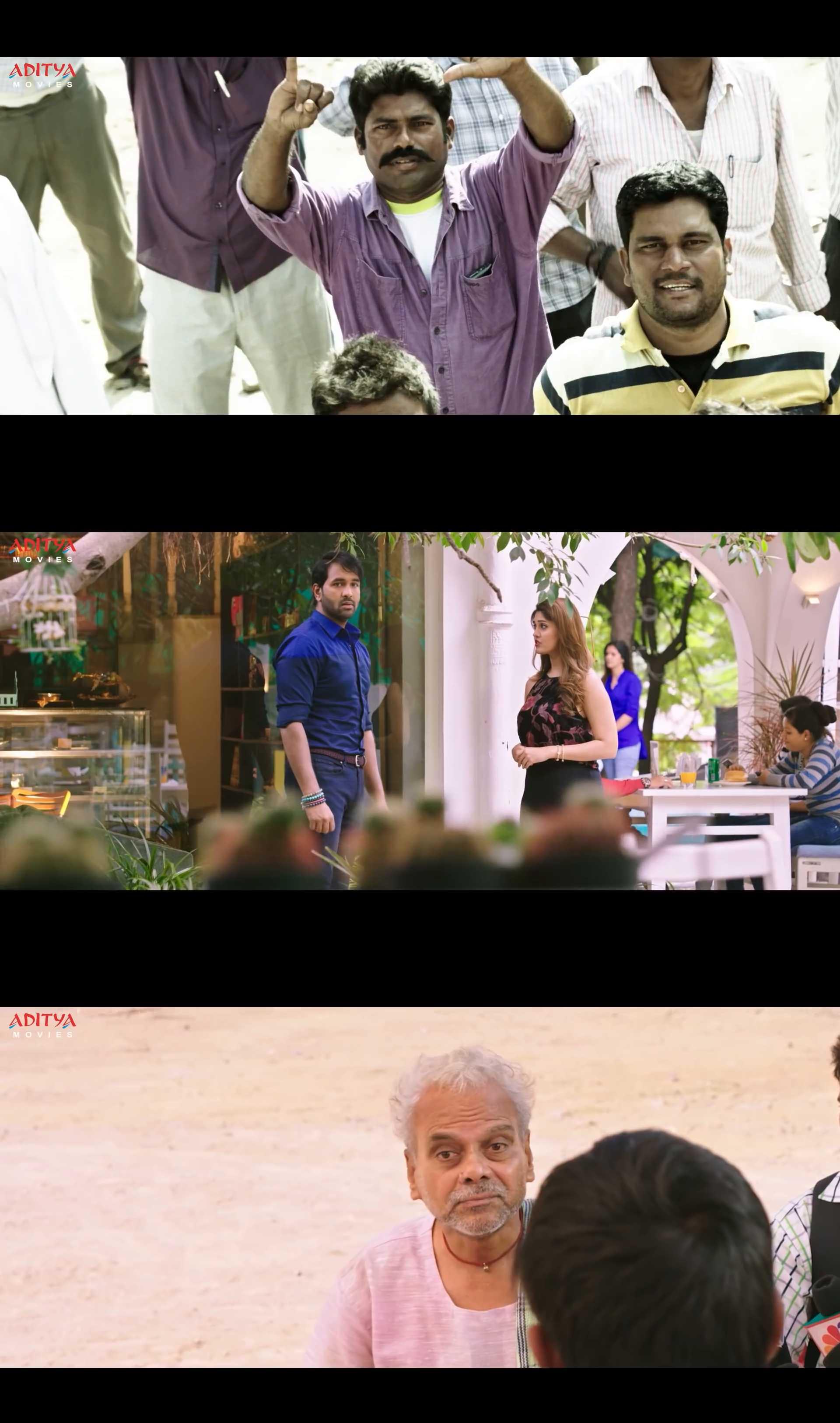 Screenshot of Voter Movie