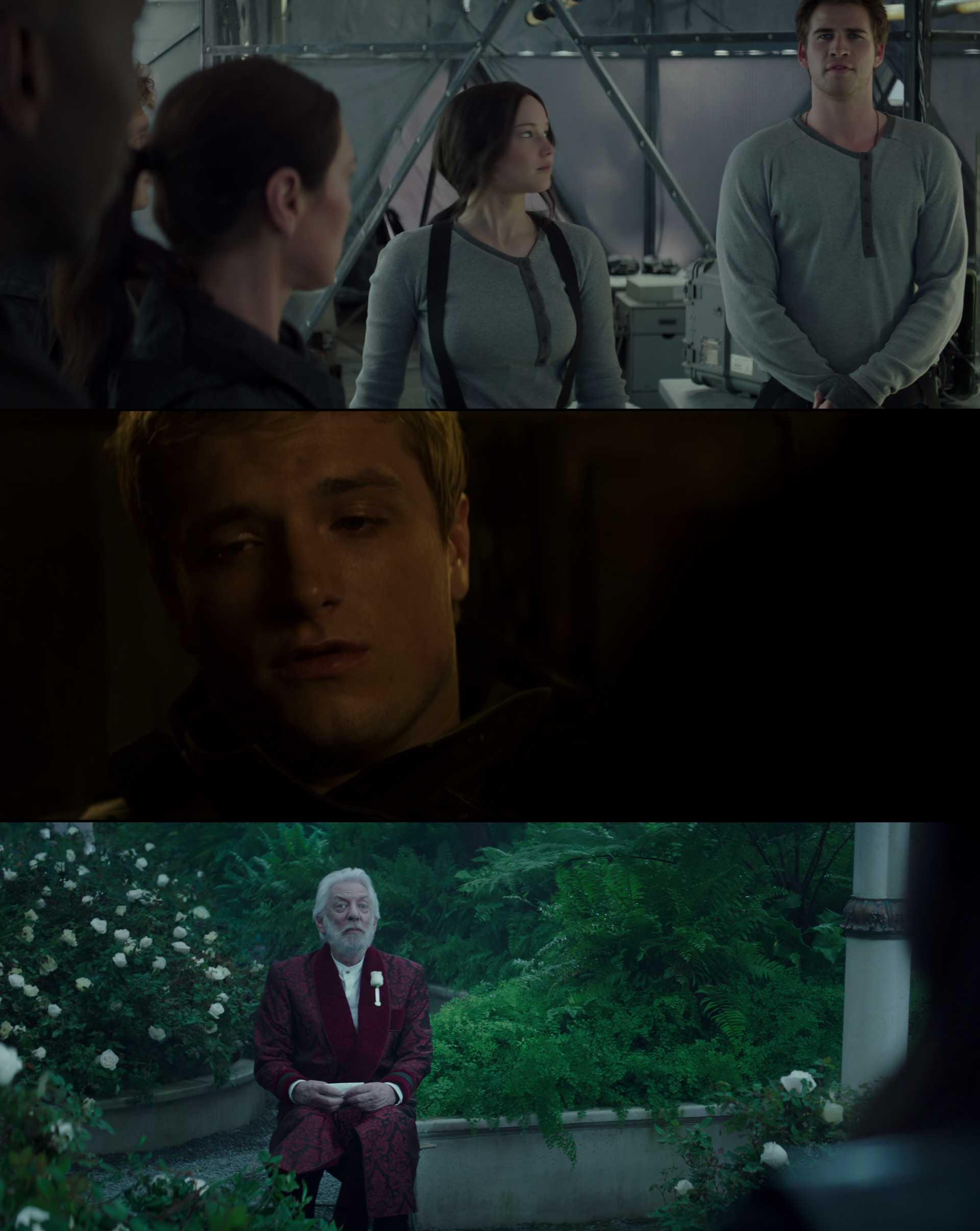 Screenshot of The Hunger Games: Mockingjay - Part 2 Movie