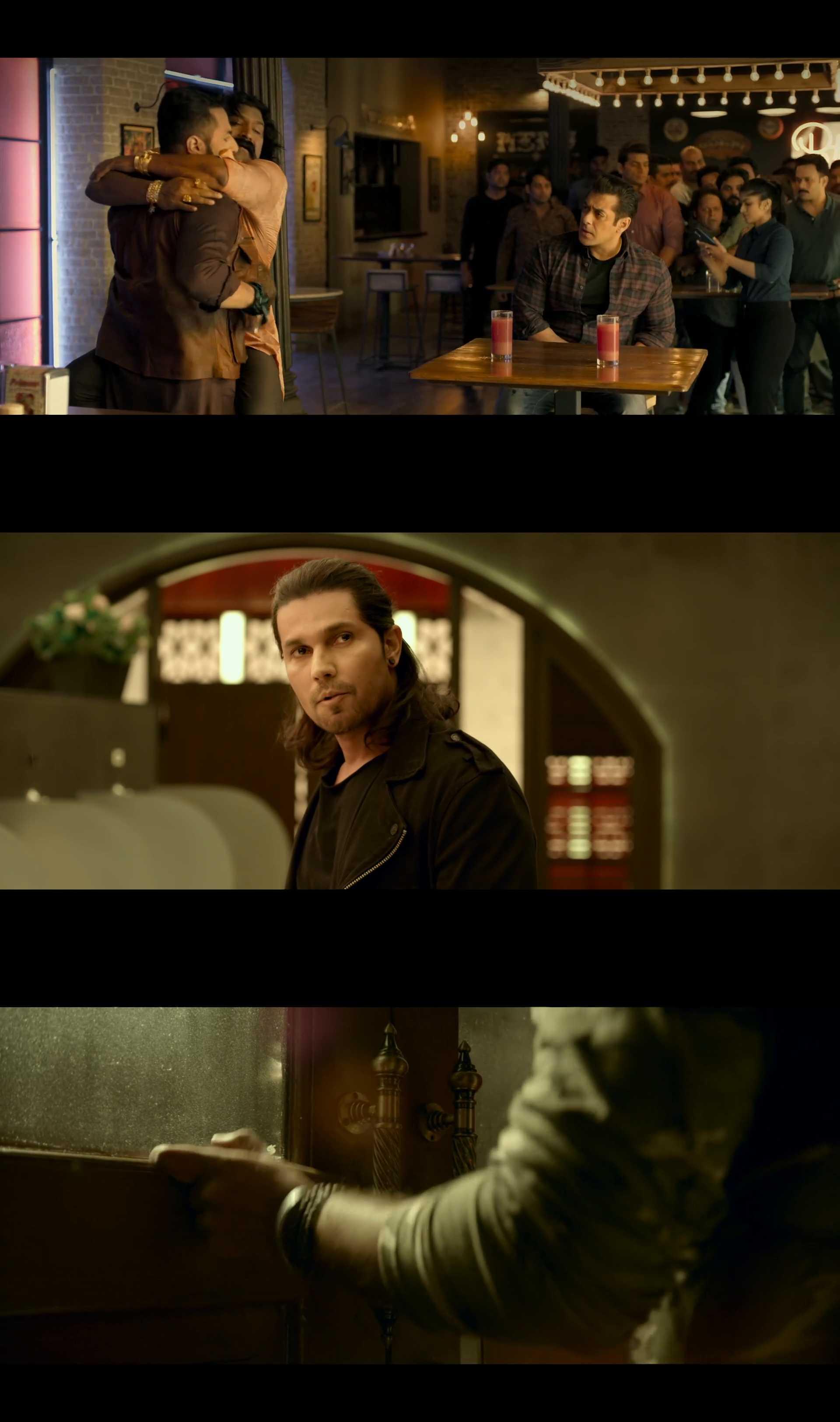 Screenshot of Radhe Movie