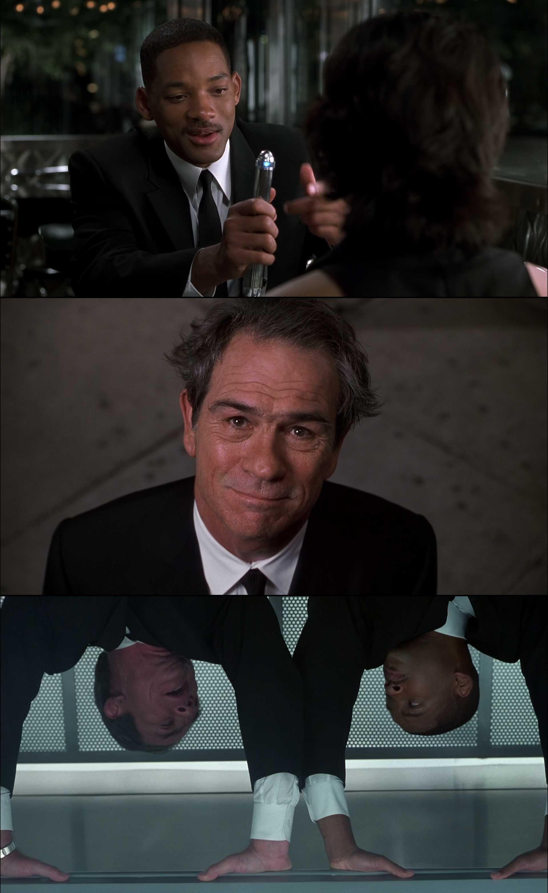 Screenshot of Men in Black II Movie