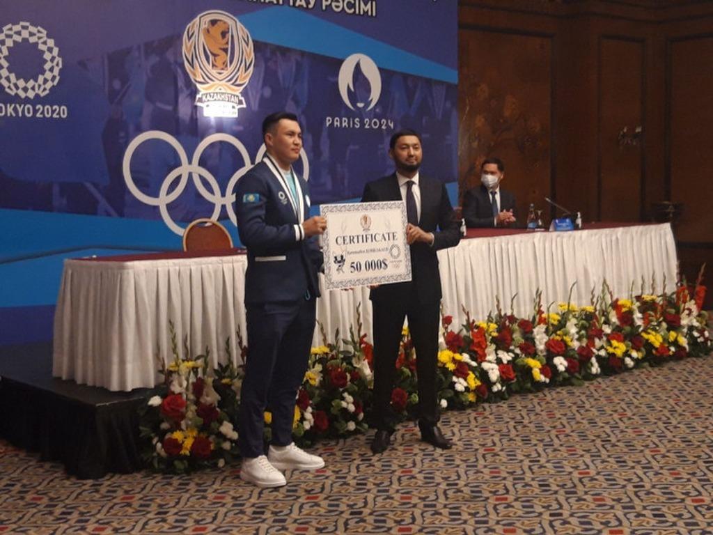 Кенес Ракишев: бокс это спорт номер один в Казахстане