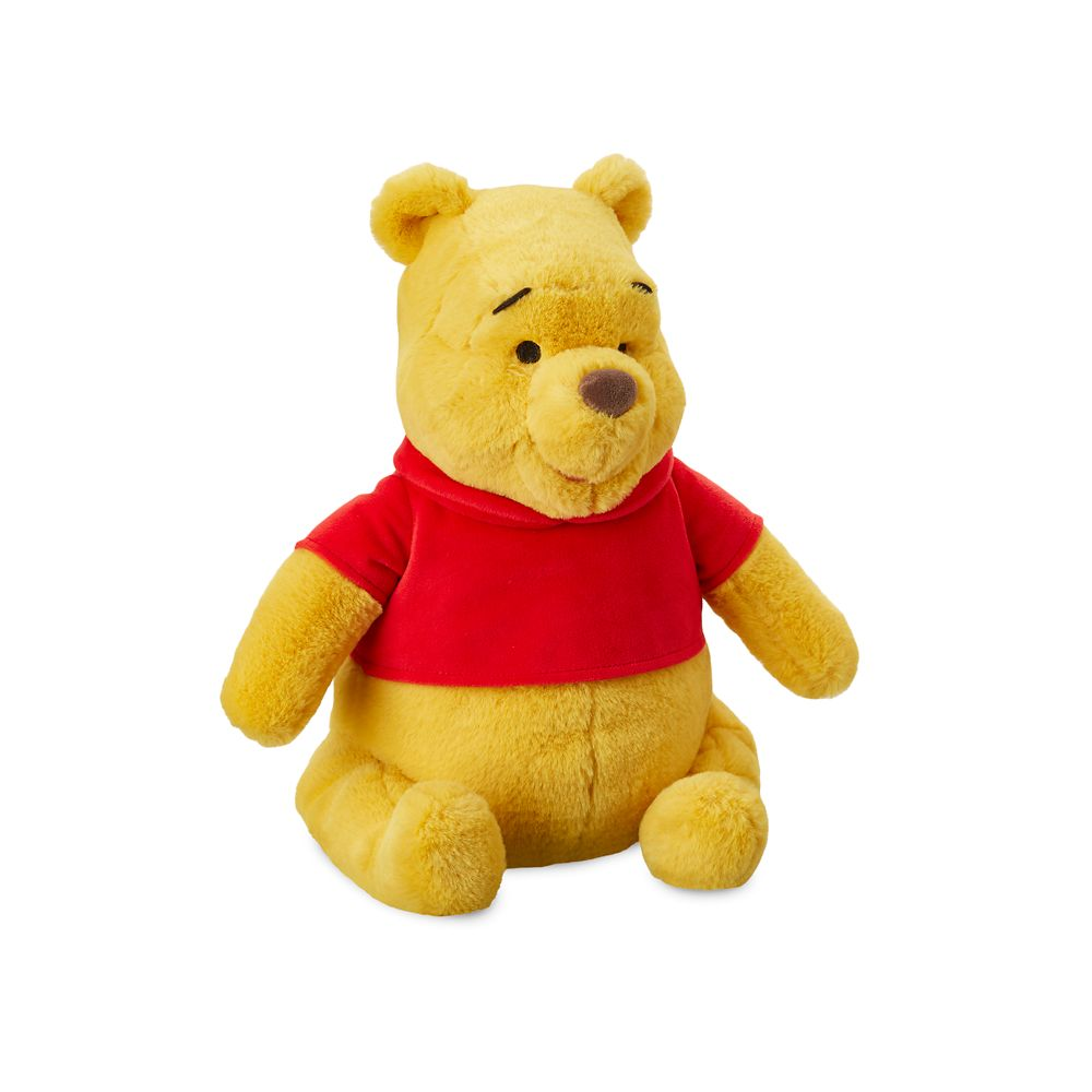 Winnie the Pooh Plush – Medium 12''