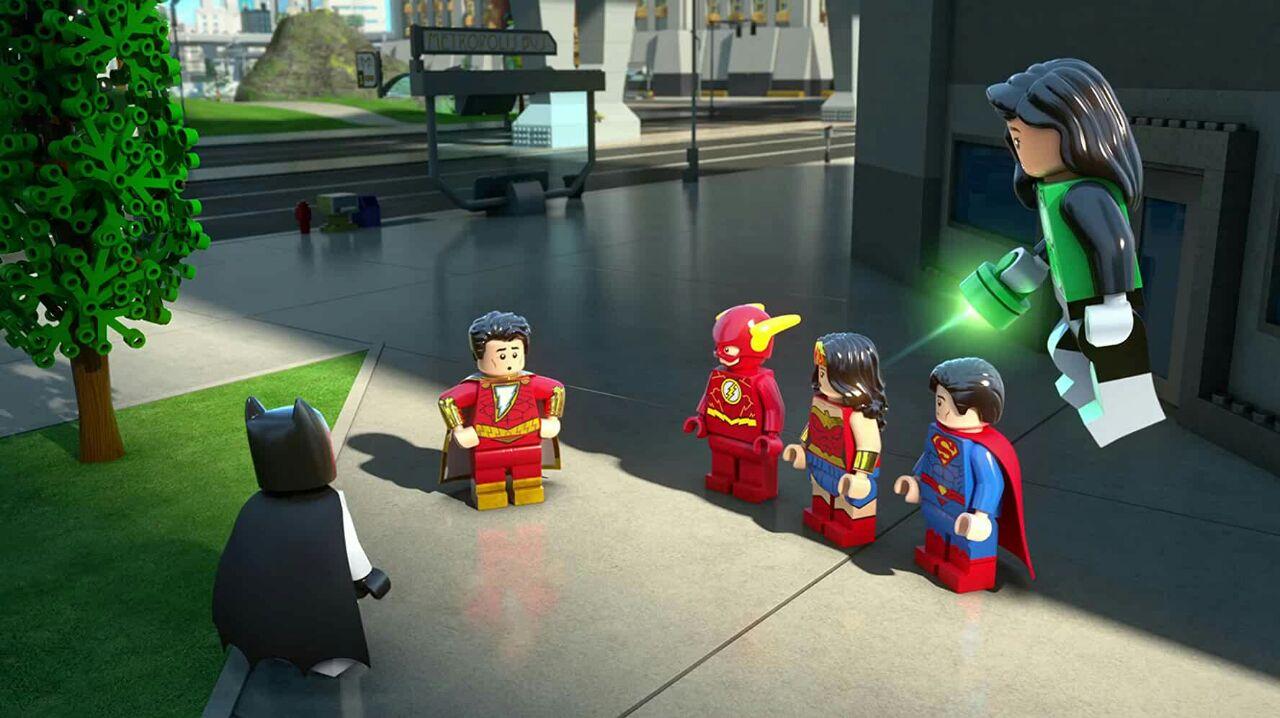 Video Screenshot of LEGO DC: Shazam - Magic & Monsters