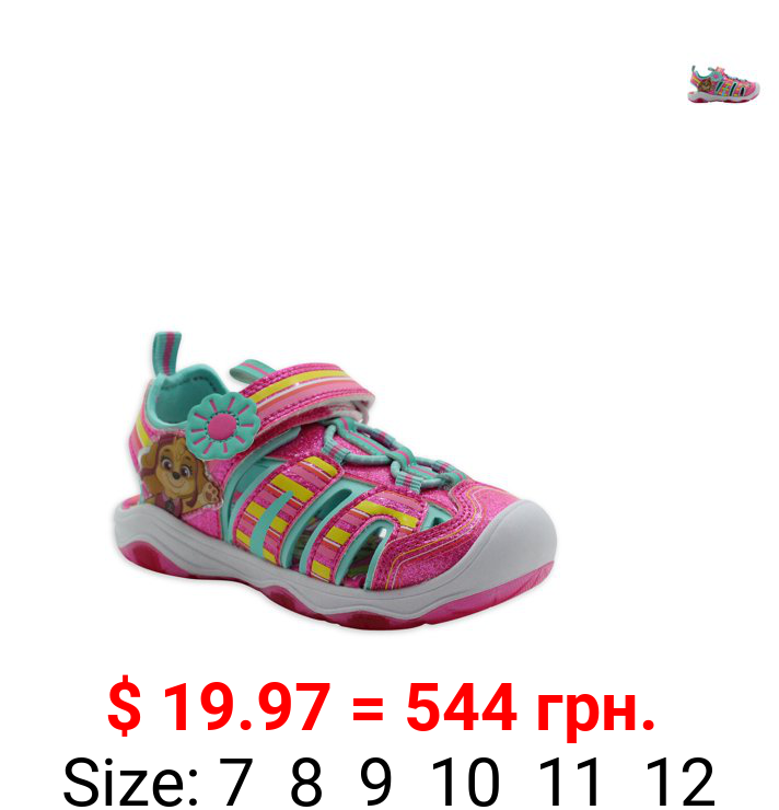 Paw Patrol Lighted Active Sandals (Toddler Girls)