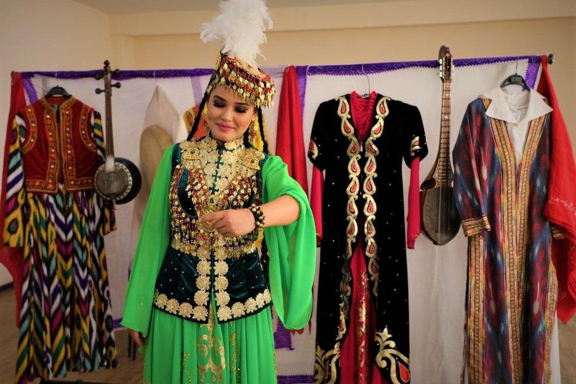 "International online master-class on Khorezm dance ""Lazgi"" was organized in Tashkent"