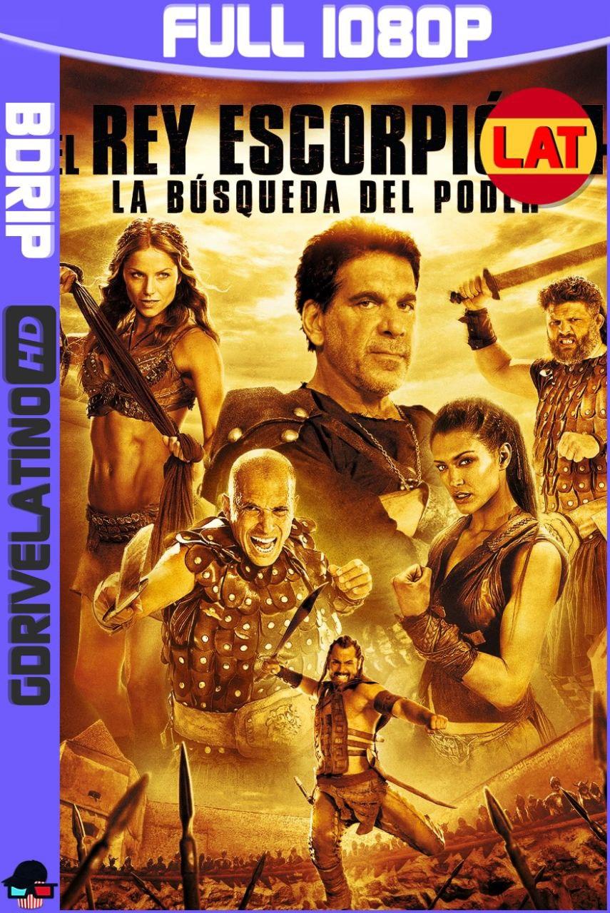 El Rey Escorpión 4: La llave del poder (2015) Full HD BDRip 1080p Latino-Ingles MKV