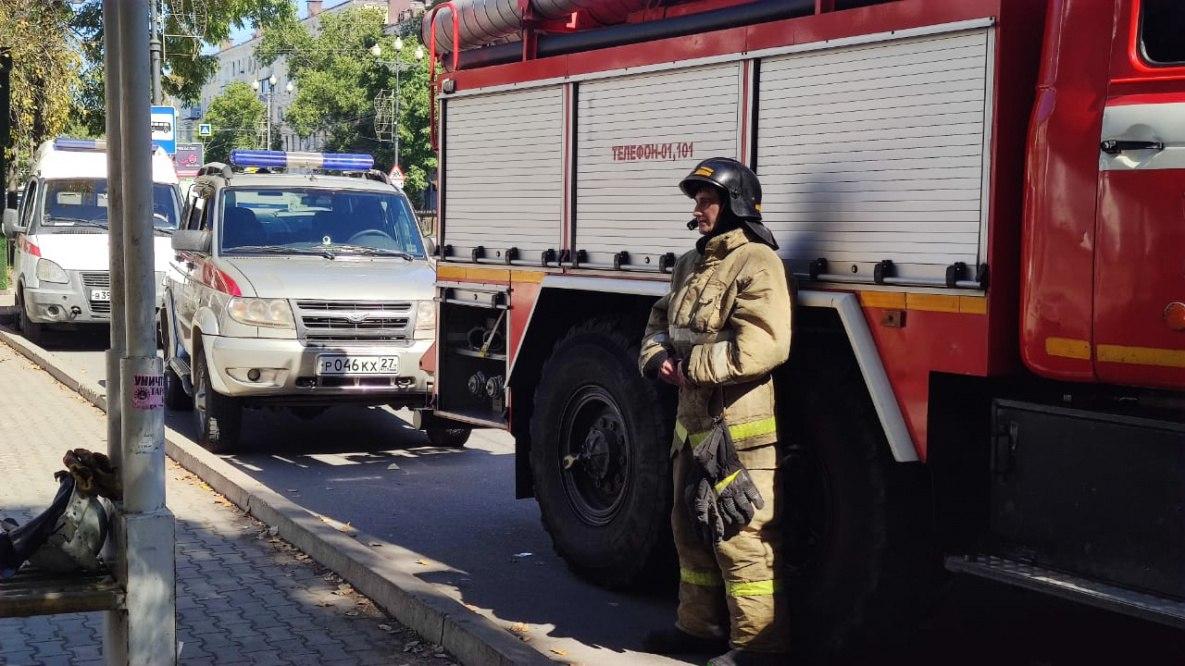 Фейк: в Хабаровске студент угрожал взорвать ДВГУПС