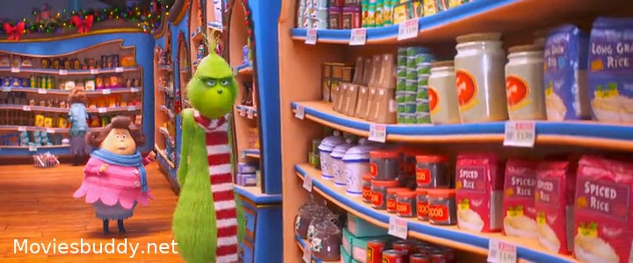 Screenshot of Dr. Seuss' the Grinch