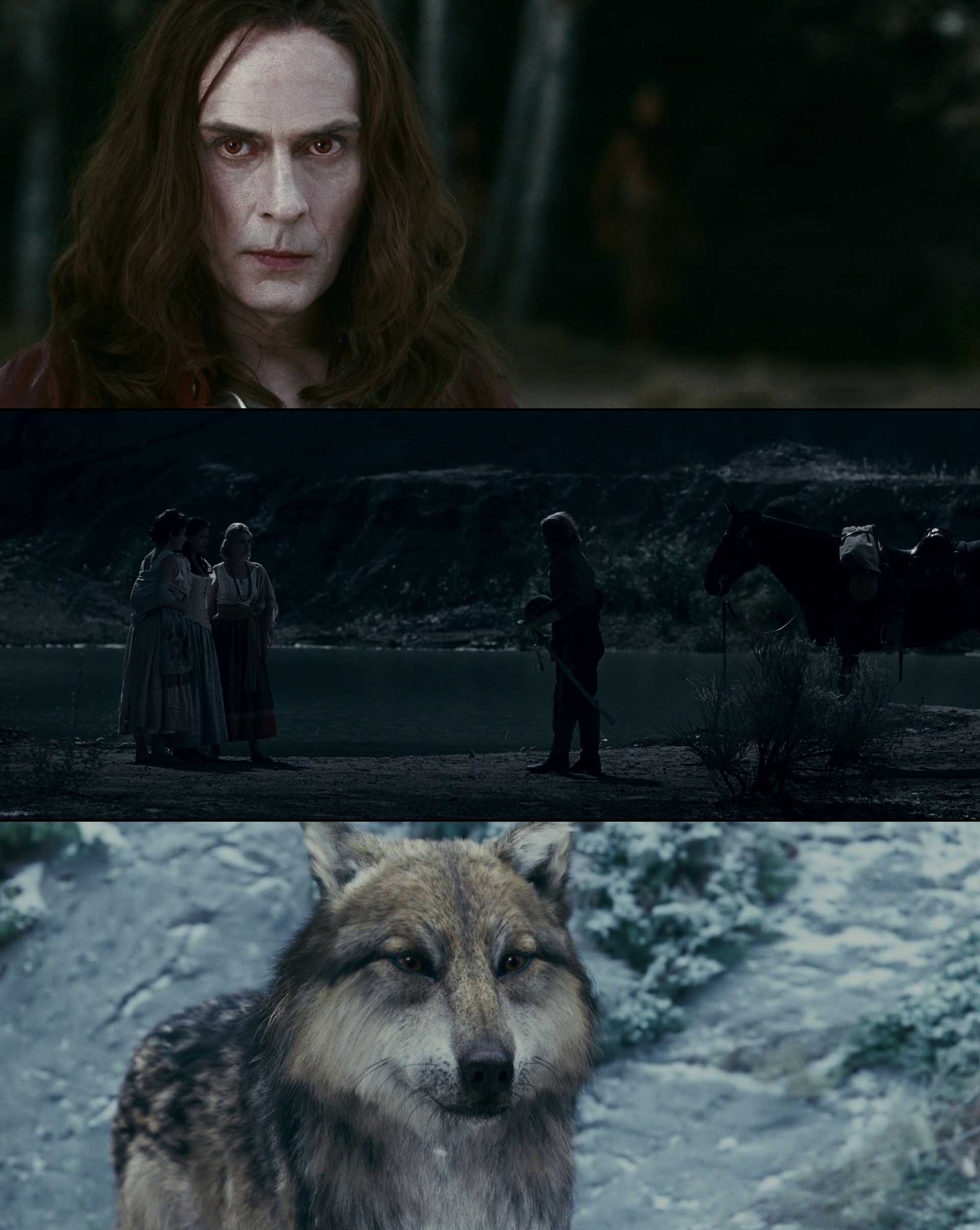 Screenshot of The Twilight Saga: Eclipse Movie
