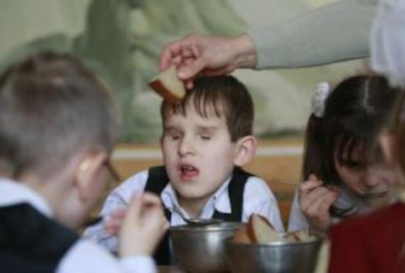 В Хабаровске отравили слепых детей