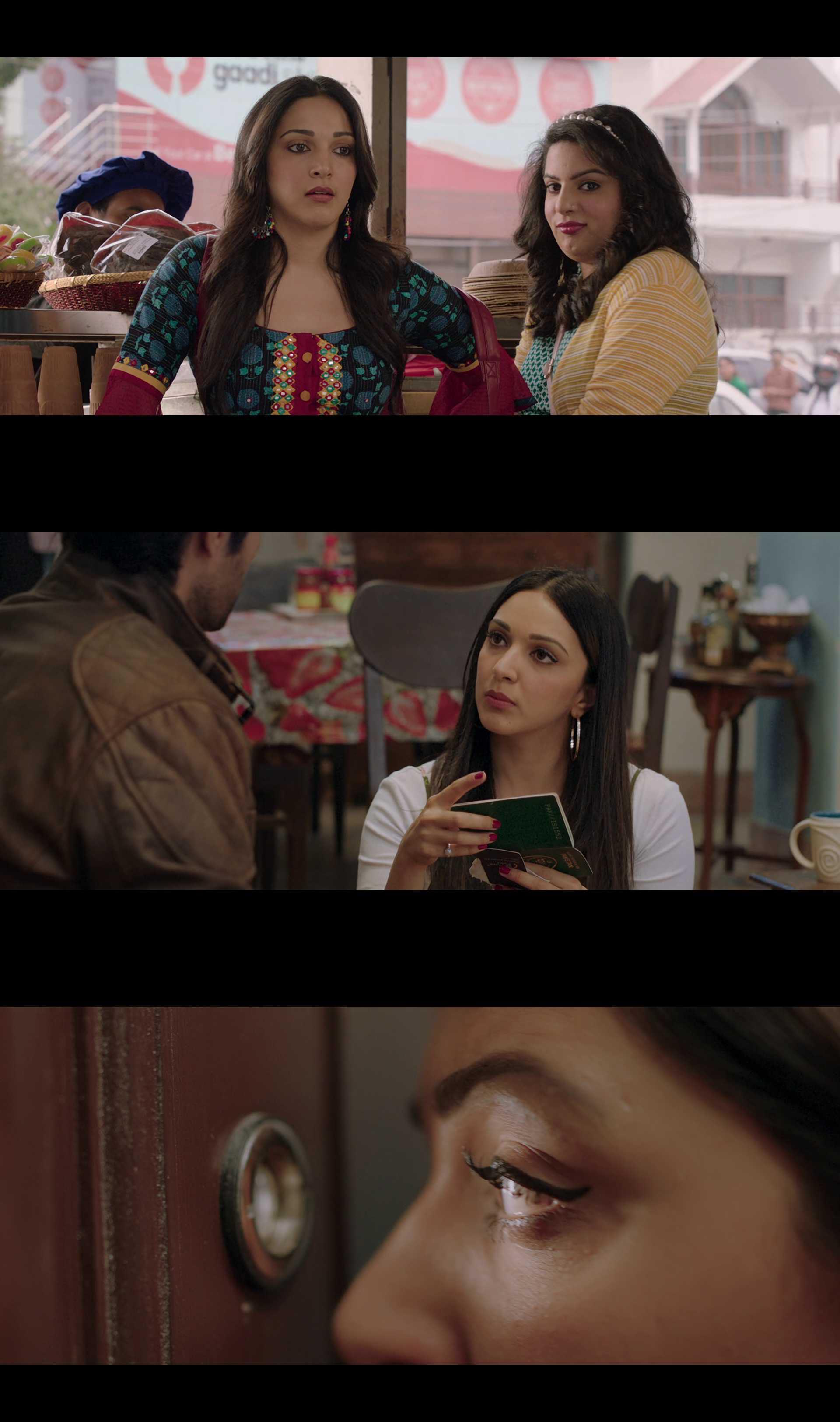 Screenshot of Indoo Ki Jawani Movie