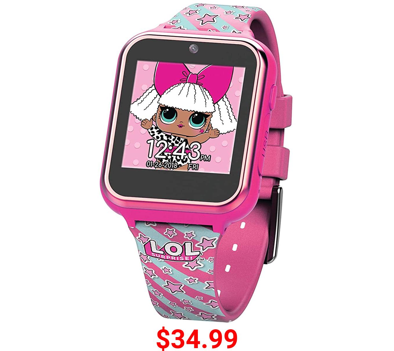 L.O.L. Surprise! Touchscreen, Pink (Model: LOL4104)